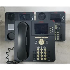 AVAYA 9640 VOIP BUSINESS TELEPHONE (LOT OF 3)