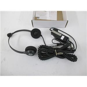 Plantronics 91031-15 Headset and Amplifier System - NEW, OPEN BOX