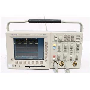 Tektronix TDS3012B 100 MHz 1.25 GS/S Two-Channel Digital Phosphor Oscilloscope