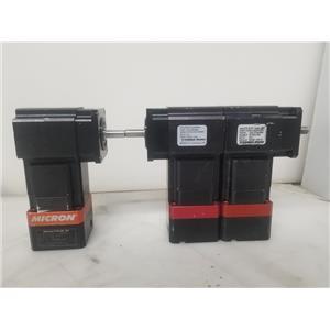 Micron NemaTRUE 23 & NemaTRUE 90 Gearheads