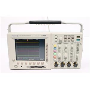 Tektronix TDS3034B 300 MHz 4CH DPO Oscilloscope with TRG / LIM / FFT / AAM / SDI