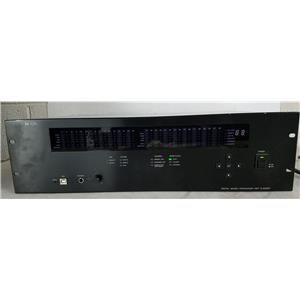 TOA D-2008SP DIGITAL MIXING PROCESSOR W D-1971E / D-922E