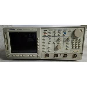 TEKTRONIX TDS694C 3GHZ DIGITAL REAL TIME OSCILLOSCOPE