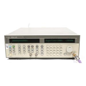 HP Agilent 83752B 0.01 to 20GHz High Power Synthesized Sweeper