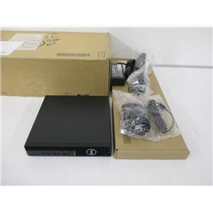Dell 6JTPH OptiPlex 3080 MFF i5-10500T 16GB 256GB W10P 11/24/23 WARRANTY