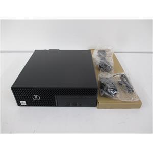 Dell YYCC0 OptiPlex 3080 SFF i3-10100 8GB 256GB M.2 W10P OPEN/UNUSED 2024 WARRAN