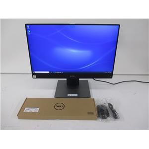 """Dell 6W8P2 OptiPlex 7480 AIO 24"""" i5-10500 8GB 256GB NVMe W10P 11/24/23 WARRANTY"""