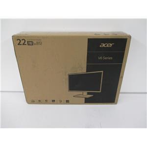 "Acer UM.WV6AA.A08 21.5"" V226HQL ABP Full HD LED-LCD Monitor - SEALED"