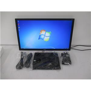 """Acer UM.FV6AA.003 Acer V246HL - LED Full HD (1080p) - 24"""" OPEN/UNUSED"""