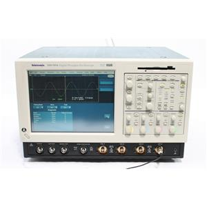 Tektronix TDS7054 4CH 500MHz 5GSa/s DPO Digital Phosphor Oscilloscope SSD