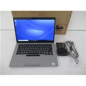 """Dell MMT4C Latitude 5411 -14"""" Core i5 10400H 8GB 256GB W10P WARRANTY-11/12/2021"""