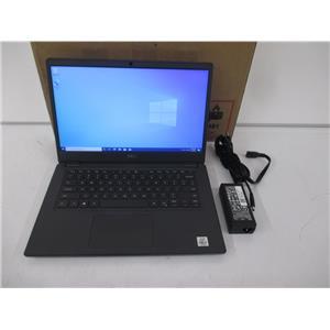 """Dell Y4G77 Latitude 3410 -14"""" Laptop- i5 10210U 8GB 256GB NVMe W10P 1/19/22 WARR"""
