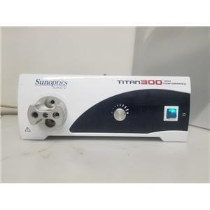 Sunoptics Surgical Titan 300 Light Source