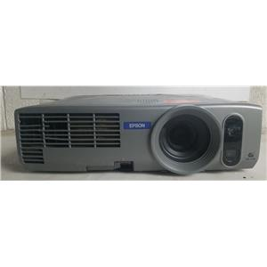 EPSON 830P POWERLITE PROJECTOR (184 LAMP HOURS USED)