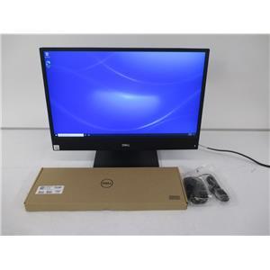 "Dell OptiPlex 3280 D40DW 21.5"" AIO Core i5 10500T 8GB 500GB W10P w/WARR 11-2023"