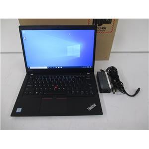 "Lenovo 20NYS2HJ09 ThinkPad T490s 14"" Core i7-8665U 16GB 512GB  W10P-WARR 04/2023"