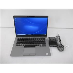 """Dell VCJT3 Latitude 5410 -14"""" Core i7 10610U 16GB 512GB NVMe W10P W/warr 11/2021"""