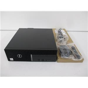 Dell YV5JV OptiPlex 7080 -SFF i5-10500 16GB 256GB NVMe W10P OPEN/UNUSED 2023 WAR