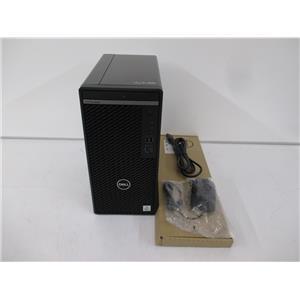 Dell 0W7VR OptiPlex 5080 -MT i5-10500 8GB 256GB NVMe W10P OPEN/UNUSED 2023 WARTY