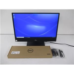 """Dell H5T2W OptiPlex 3280 22"""" AIO i5-10500T 8GB 128GB W10P OPEN/UNUSED 2024 WARR"""