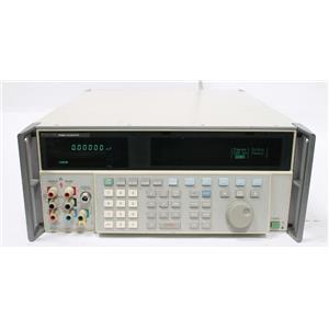 Fluke 5700A Multifunction Calibrator with Option 3: Wideband Module