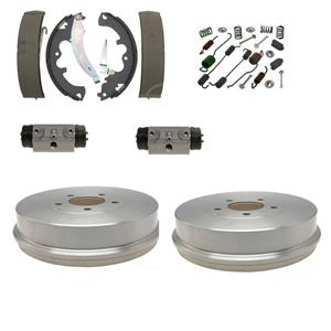Fits Ford Escape Mercury Mariner Brake Drum Shoes Wheel Cyl Spring Kit 2008-2012