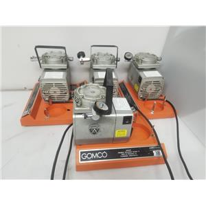 Allied Healthcare Gomco 300 Medical Suction Pump - Lot of 4