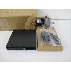 Dell Optiplex 3070 MFF Desktop Core i3-9100T 8GB 256GB PCIe Ubuntu 18.04 w/WARR