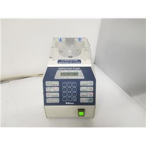 Baxa Baxter 095R Fluid Transfer Repeater Pump