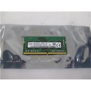 DELL SK hynix 6VDX7 8GB - 1RX8 PC4-3200AA DDR4 SODIMM 3200MHz