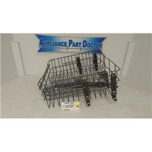 MAYTAG DISHWASHER W10635350 W10512361 UPPER RACK (USED)