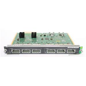 Cisco WS-X4606-X2-E Catalyst 4500E Series 6-Port 10 Gigabit Ethernet Line Card