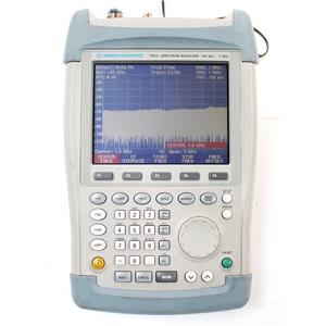 Rohde and Schwarz FSH3 100kHz - 3GHz Spectrum Analyzer