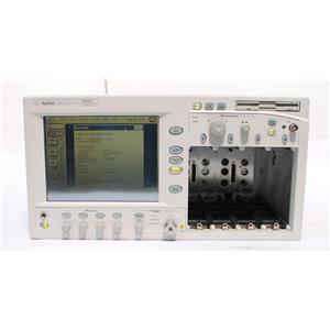Agilent HP 86100A Infiniium DCA Wide-Bandwidth Oscilloscope Mainframe