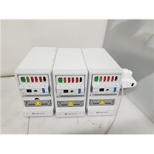 GE Tram-Rac 4A w/ 451N & Mainstream CO2 Modules - Lot of 3