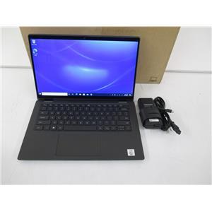 """Dell 4PH18 Latitude 7410 2-in-1 14"""" i7-10610U 16GB 256GB W10P UNUSED 12/8/2023"""