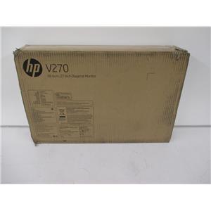 "HP 2KZ35A6#ABA V270 - LED - Full HD (1080p) -27""- NEW/SEALED W/WARR TO 2023"