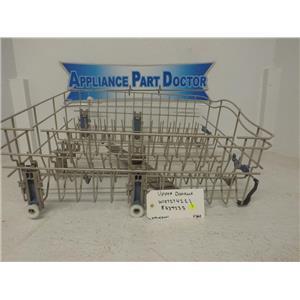 Whirlpool Dishwasher W10727422 Upper Rack Used