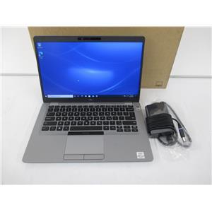 """Dell VCJT3 Latitude 5410 -14"""" Core i7 10610U 16GB 512GB NVMe W10P W/warr 12/2021"""