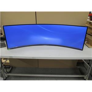 "Samsung 48.8"" Odyssey G9 LC49G97TSSNXDC HDR NVIDIA G-SYNC VA Gaming OPEN/UNUSED"