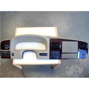 2005-2007 Ford F250 F350 Dash Trim Bezel KING RANCH 4WD Rear Window Park Assist