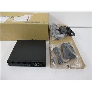 Dell 6JTPH OptiPlex 3080 MFF Desktop i5-10500T 16GB 256GB W10P w/WARR TO 12/2023