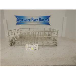 Amana Dishwasher Dishrack, Lower WPW10525643 W10525643 Used
