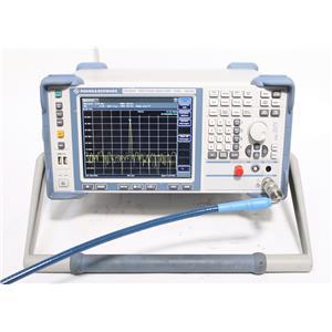 Rohde & Schwarz FSV40 -N -B4 9 kHz to 40 GHz Spectrum Analyzer