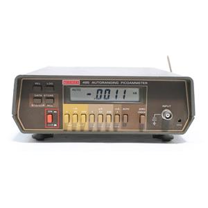 Keithley 485 Autoranging Picoammeter / Current Meter
