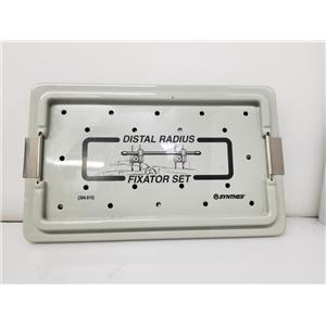 Synthes 304.015 Distal Radius Fixator Set (Missing Pieces)