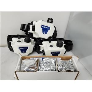 3x Bullard PA30 Respirator Units w/ Sentinel XL S-2016 Cartridges