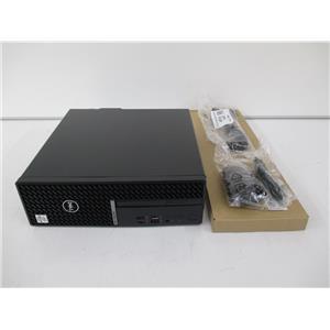 Dell MMNG0 OptiPlex 7080 SFF i5-10500 16GB 512GB NVMe W10P OPEN/UNUSED 2023 WARR