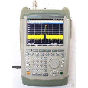 Rohde and Schwarz FSH8 9kHz - 8GHz Spectrum Analyzer