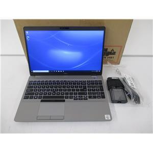 """Dell MR0DY Latitude 5511 -15.6""""- i7 10850H 16GB 512GB NVMe W10P 12/28/21 WARR"""